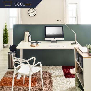 Oxford-019  Adjustable Motion Desk 커브형 1800mm