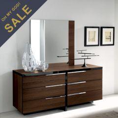 Nuvora  Dresser & Mirror