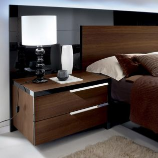 Nuvora  Nightstand (Left)