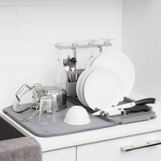 1011484-149  Dish Rack w/ Dry Mat