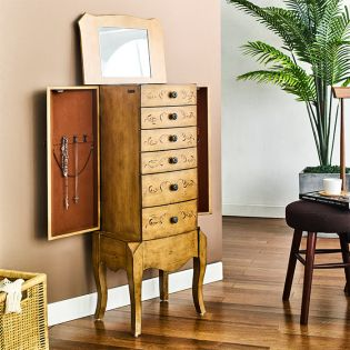 46215  Jewelry Storage Chest