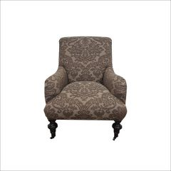C411-Brown  Chair