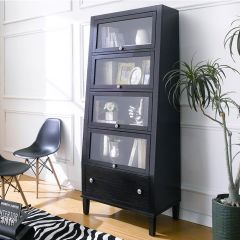 B3939-33  Bunching Bookcase
