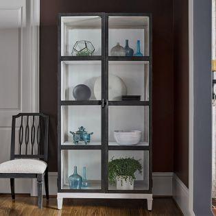 Midtown 805  Simon Display Cabinet
