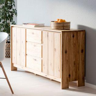 Vejers-SB  Wooden Sideboard