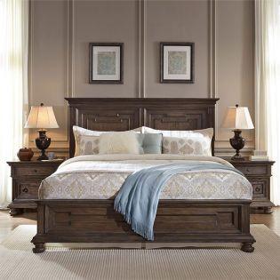 Hamilton  Panel Bed