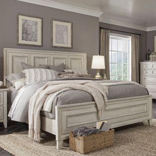 B4220  Panel Bed