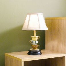 93-10013  Library Lamp