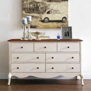 698CI-3  7-Drawer Chest ~Good Quality~