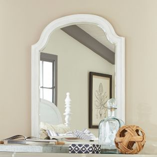 Dogwood Blossom  Mirror