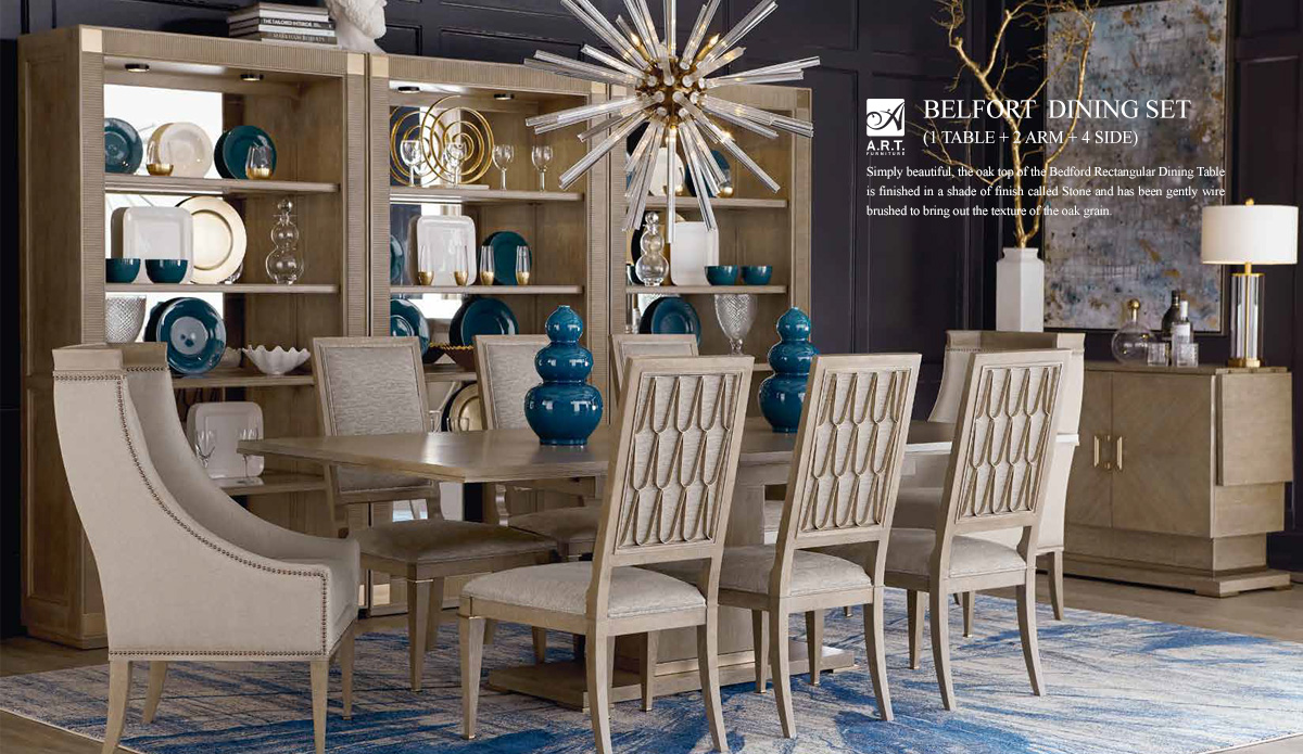 BEDFORD DINING SET