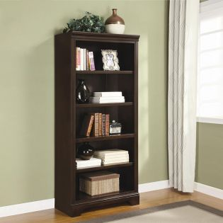 W1201-701 Lancaster  Bunching Bookcase