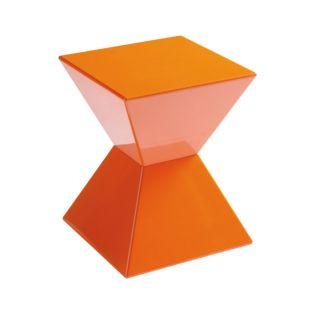 13009-Orange  Rocco End Table