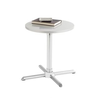 60322-Silver  Felix Round End Table