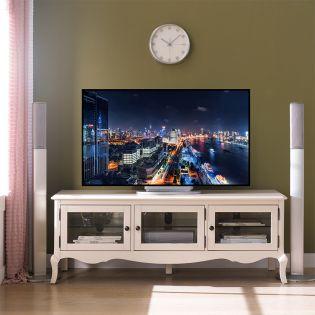 E2185-07 Cream  TV Stand  ~Top Quality~
