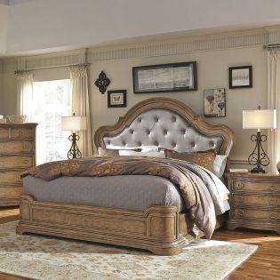 696 Montrose  Platform Bed (침대+협탁+화장대)  ~Images of Empire~