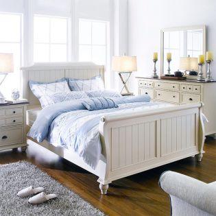 FR-B1694  Sleigh Bed