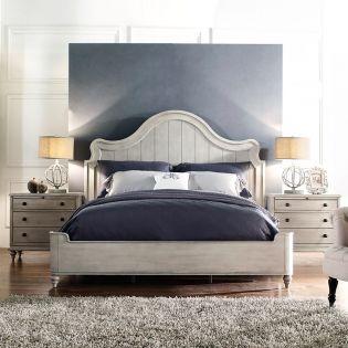 Delilah  Panel Bed