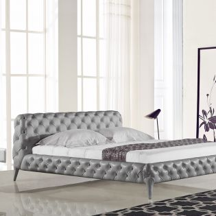 Button  King  Bed