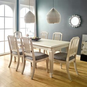 Caraway-6  Dining Set (1 Table + 6 Chair)