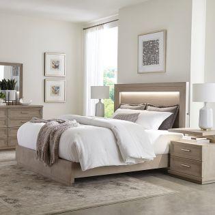 734 Cascade  Panel Bed (침대+협탁+화장대)